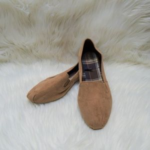 Wet Seal Tan Loafers